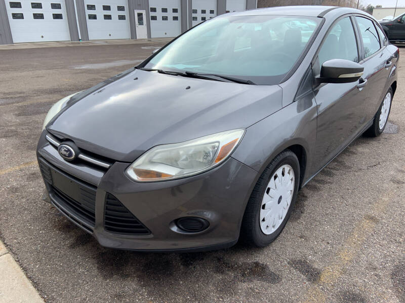 2014 Ford Focus for sale at Blake Hollenbeck Auto Sales in Greenville MI