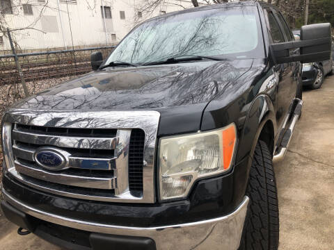 2009 Ford F-150 for sale at Auto Access in Irving TX