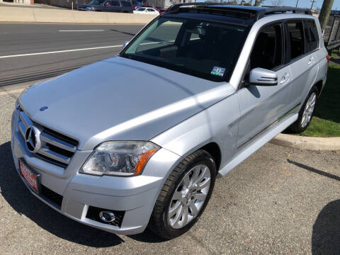 2010 Mercedes-Benz GLK for sale at STATE AUTO SALES in Lodi NJ