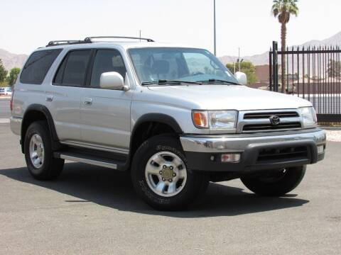 2000 Toyota 4Runner for sale at Best Auto Buy in Las Vegas NV