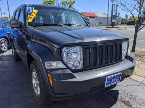 2011 Jeep Liberty for sale at GREAT DEALS ON WHEELS in Michigan City IN