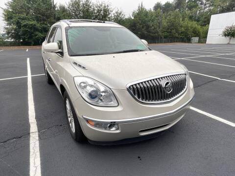2012 Buick Enclave for sale at CU Carfinders in Norcross GA
