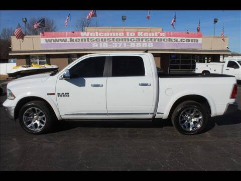 2016 RAM Ram Pickup 1500 for sale at Kents Custom Cars and Trucks in Collinsville OK
