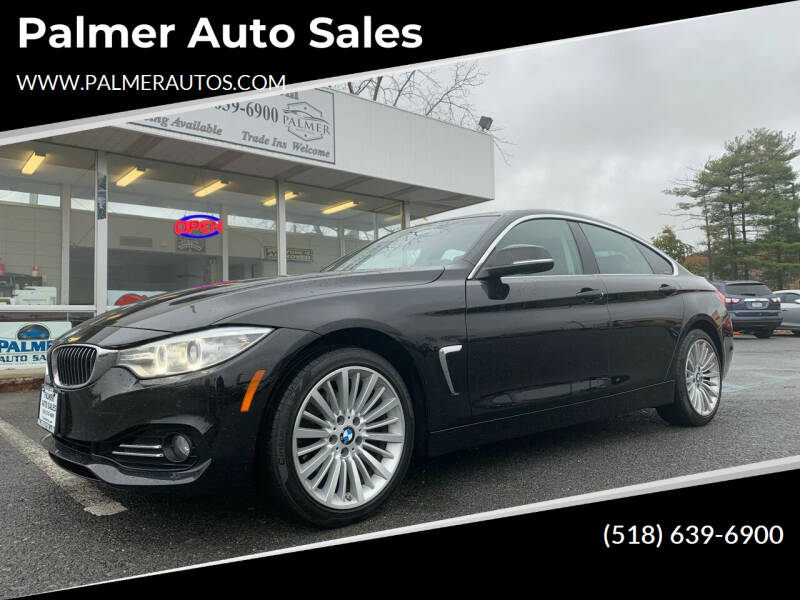 2015 BMW 4 Series for sale at Palmer Auto Sales in Menands NY
