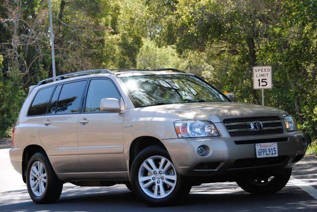 2007 Toyota Highlander Hybrid for sale at VSTAR in Walnut Creek CA