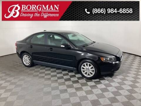 2007 Volvo S40 for sale at BORGMAN OF HOLLAND LLC in Holland MI
