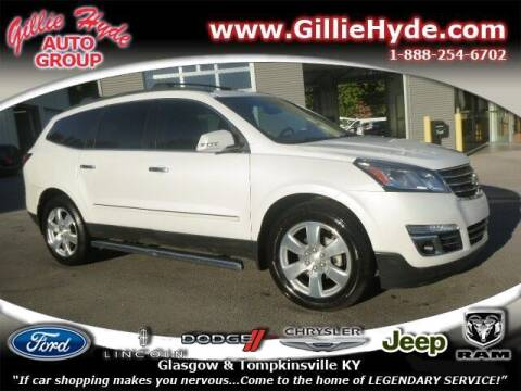 2016 Chevrolet Traverse for sale at Gillie Hyde Auto Group in Glasgow KY