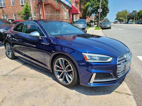 2018 Audi S5 for sale at LIBERTY AUTOLAND INC - LIBERTY AUTOLAND II INC in Queens Villiage NY