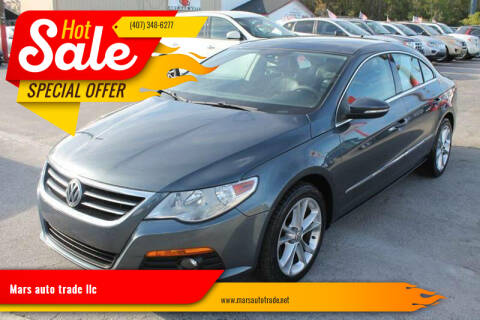 2010 Volkswagen CC for sale at Mars auto trade llc in Kissimmee FL
