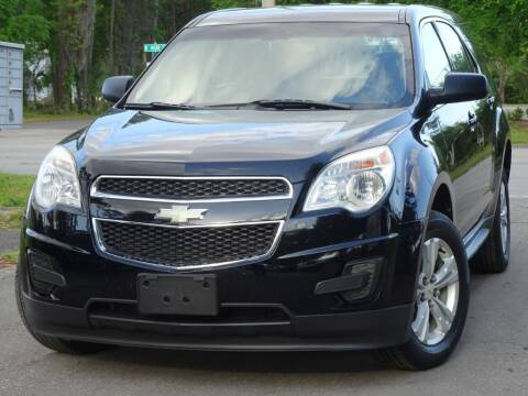 2010 Chevrolet Equinox for sale at Deal Maker of Gainesville in Gainesville FL