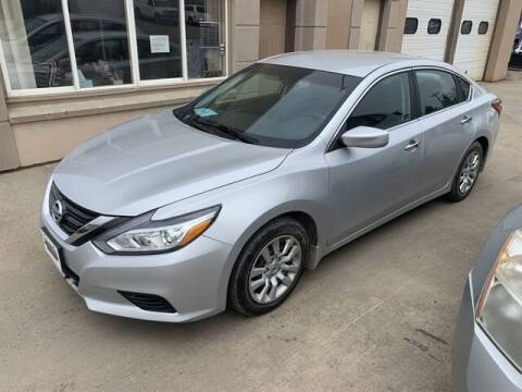 2017 Nissan Altima for sale at Daryl's Auto Service in Chamberlain SD