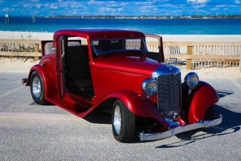 1932 Desoto Coupe for sale at Classic Car Deals in Cadillac MI