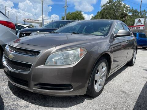 2011 Chevrolet Malibu for sale at Always Approved Autos in Tampa FL