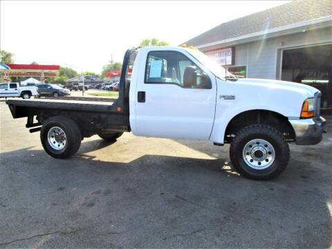 2001 Ford F-350 Super Duty for sale at Steffes Motors in Council Bluffs IA