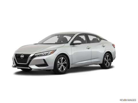 2021 Nissan Sentra for sale at TEX TYLER Autos Cars Trucks SUV Sales in Tyler TX