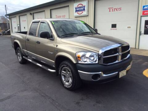 2008 Dodge Ram Pickup 1500 for sale at TRI-STATE AUTO OUTLET CORP in Hokah MN