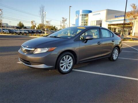2012 Honda Civic for sale at Southern Auto Solutions - Honda Carland in Marietta GA