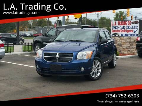 2010 Dodge Caliber for sale at L.A. Trading Co. in Woodhaven MI