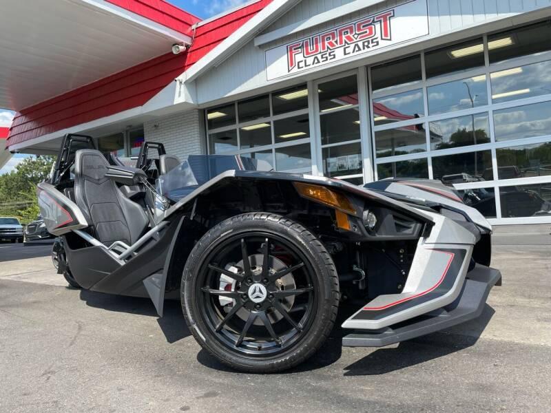2017 Polaris SLINGSHOT SLR for sale at Furrst Class Cars LLC  - Independence Blvd. in Charlotte NC