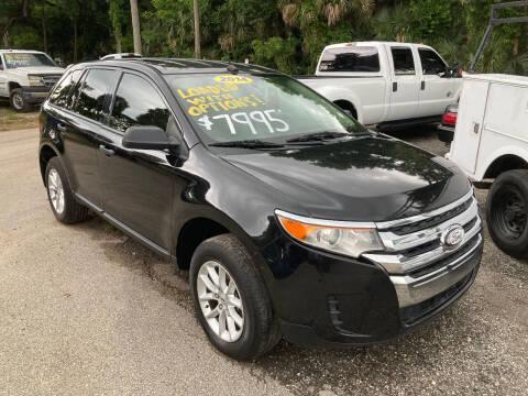 2014 Ford Edge for sale at Harbor Oaks Auto Sales in Port Orange FL