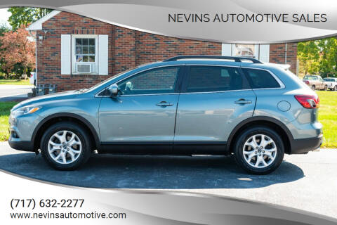 2013 Mazda CX-9 for sale at Nevins Automotive Sales in Hanover PA