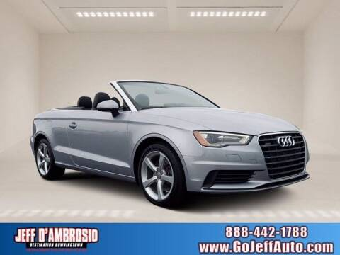 2015 Audi A3 for sale at Jeff D'Ambrosio Auto Group in Downingtown PA