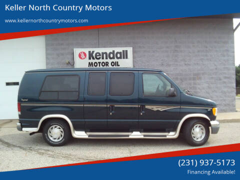 1998 Ford E-Series Cargo for sale at Keller North Country Motors in Howard City MI