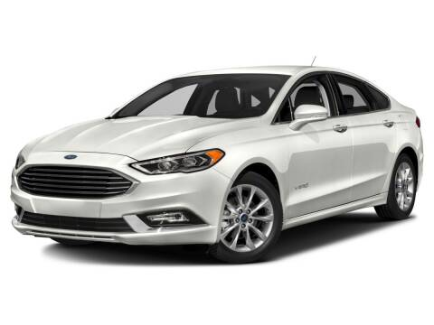 2017 Ford Fusion Hybrid for sale at Your First Vehicle in Miami FL