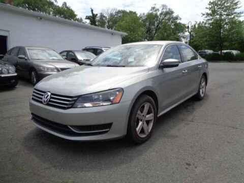 2013 Volkswagen Passat for sale at Purcellville Motors in Purcellville VA