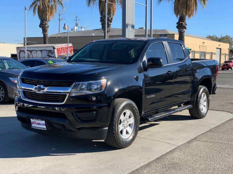 2017 Chevrolet Colorado for sale at H & K Auto Sales & Leasing in San Jose CA