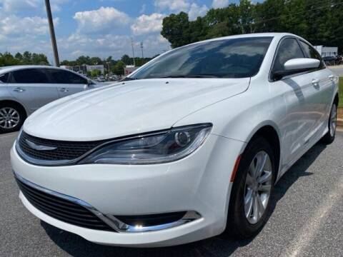 2017 Chrysler 200 for sale at Southern Auto Solutions-Jim Ellis Volkswagen Atlan in Marietta GA