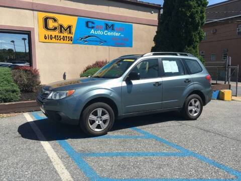 2012 Subaru Forester for sale at Car Mart Auto Center II, LLC in Allentown PA