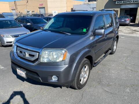 2011 Honda Pilot for sale at 101 Auto Sales in Sacramento CA
