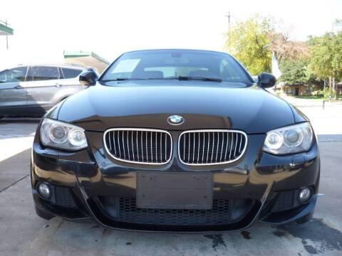 2013 BMW 3 Series for sale at Auto Outlet Inc. in Houston TX