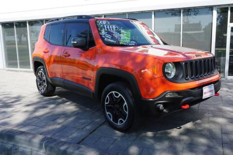 2015 Jeep Renegade for sale at Ideal Wheels in Sioux City IA