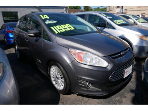 2014 Ford C-MAX Energi for sale at M & R Auto Sales INC. in North Plainfield NJ