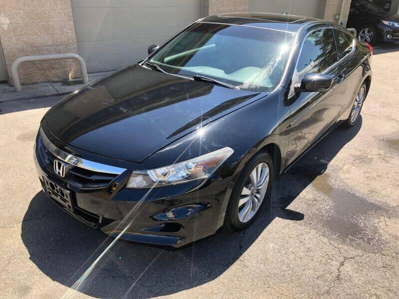 2012 Honda Accord for sale at Mastroianni Auto Sales in Palmer MA