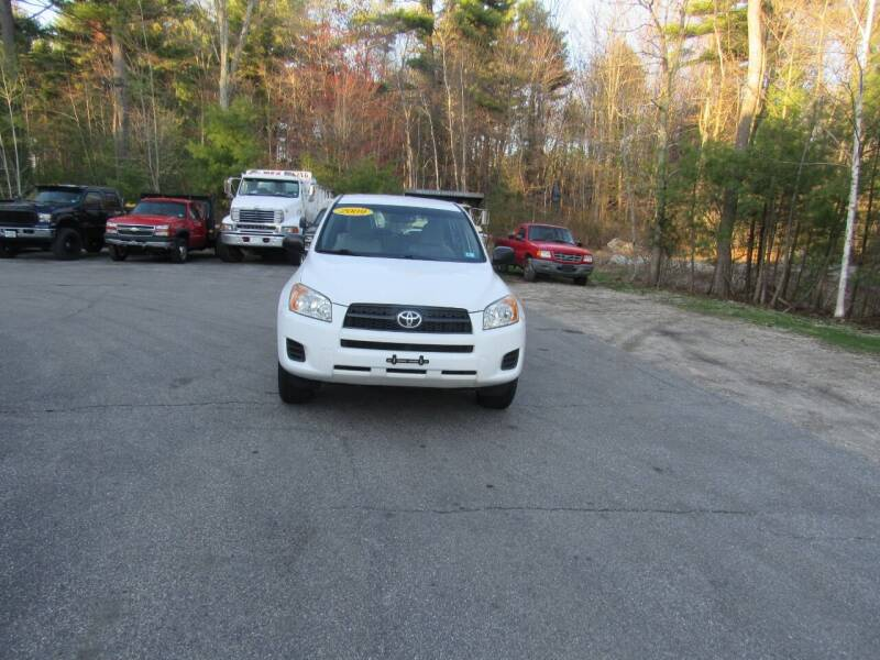 2009 Toyota RAV4 for sale at Heritage Truck and Auto Inc. in Londonderry NH