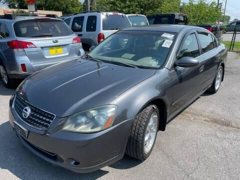 2006 Nissan Altima for sale at Diana Rico LLC in Dalton GA