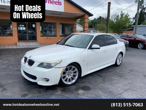 2010 BMW 5 Series for sale at Hot Deals On Wheels in Tampa FL