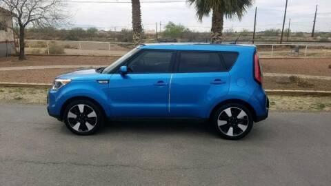 2016 Kia Soul for sale at Ryan Richardson Motor Company in Alamogordo NM