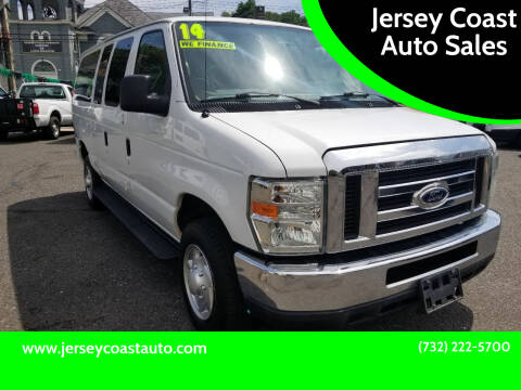 2014 Ford E-Series Wagon for sale at Jersey Coast Auto Sales in Long Branch NJ