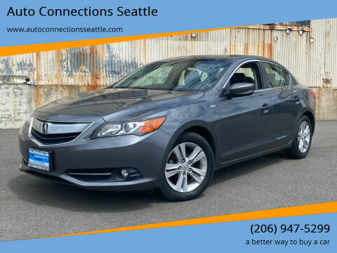 2013 Acura ILX for sale at Auto Connections Seattle in Seattle WA