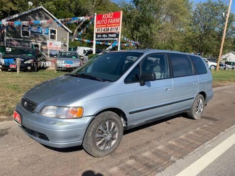 1997 Honda Odyssey for sale at Korz Auto Farm in Kansas City KS
