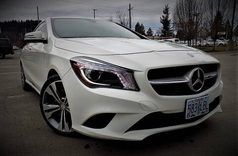 2015 Mercedes-Benz CLA for sale at A1 Group Inc in Portland OR