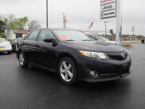 2012 Toyota Camry for sale at Buhler and Bitter Chrysler Jeep in Hazlet NJ