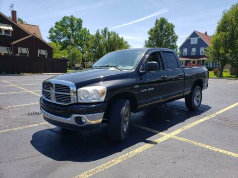 2007 Dodge Ram Pickup 1500 for sale at USA AUTO WHOLESALE LLC in Cleveland OH