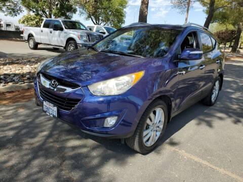 2013 Hyundai Tucson for sale at Matador Motors in Sacramento CA