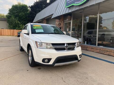 2012 Dodge Journey for sale at LOT 51 AUTO SALES in Madison WI