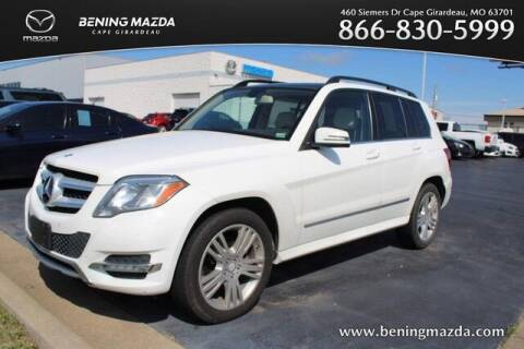 2014 Mercedes-Benz GLK for sale at Bening Mazda in Cape Girardeau MO